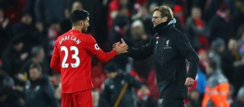 Emre Can not going anywhere, says Jurgen Klopp liverpoolfc.com