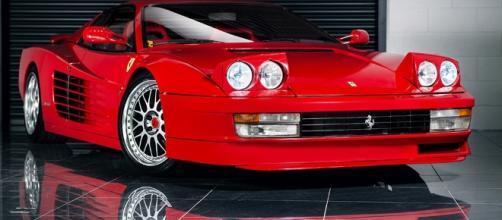 Ferrari Testarossa 5.0 2dr Ferrari Testarossa | Buy Used Land ... - chelseatruckcompany.com