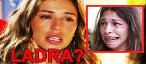 Grazi é acusada de furtar colegas da Globo