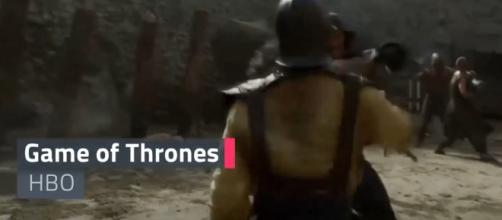 "HBO's ""Game of Thrones"" was reportedly a victim of cyber attack. Image via YouTube/Wochit Entertainment"