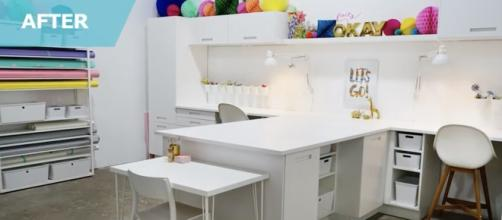 IKEA workspace / Screenshot via IKEA USA's YouTube Channel