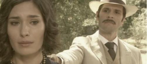 Il Segreto, Camila: la verità su di lei