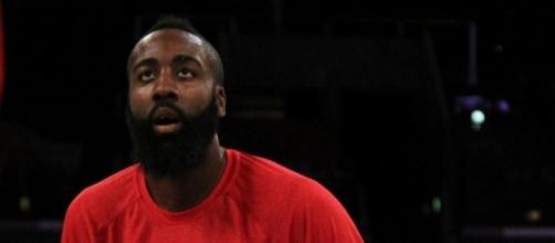 James Harden snub - Image via Derral Chen/Flickr