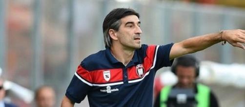 L'allenatore del Genoa, Ivan Jurić.