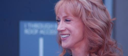 Kathy Griffin in a 2010 photo - Flickr/Sharon Graphics