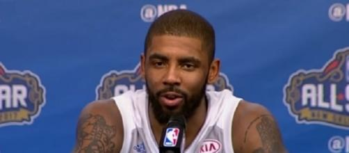 Kyrie Irving recently demanded a trade as he wants to become the No. 1 option of a team -- NBALife via YouTube