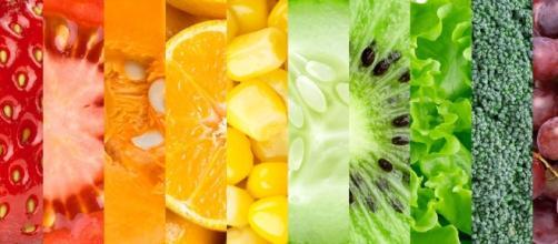 La Cromoterapia: la dieta dei colori!