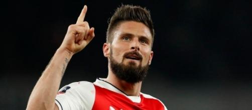 Olivier Giroud: Arsenal star wanted by Marseille as rich French ... - thesun.co.uk