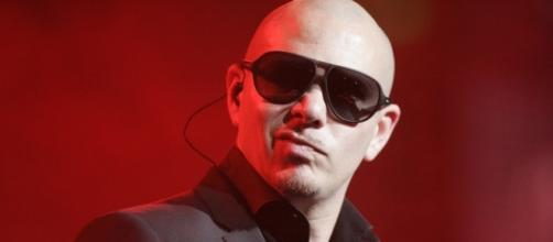 Pitbull talks about women he has collaborated with. (Wikimedia/Eva Rinaldi)