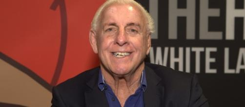Ric Flair at Pubcon Photo credit (Photo by Michael Dorausch)