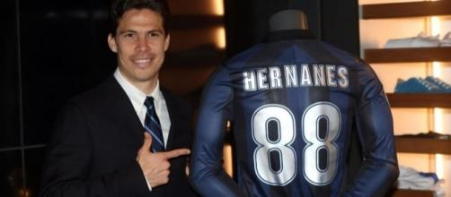 "Sempreinter Hernanes: ""I expect great signings for Inter, Osvaldo ... - sempreinter.com"