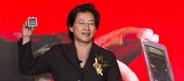 AMD CEO Lisa Su - Flickr.com | Gene Wang