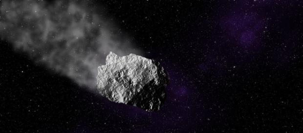 An asteroid believed to be 30 meters in size, will pass by the planet this October. Image Source: Pixabay