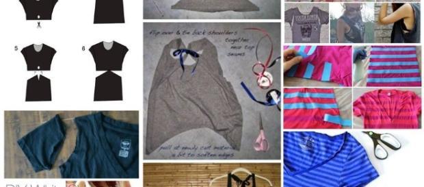 a2471eeef Dicas de materiais para customização de roupas e renda extra