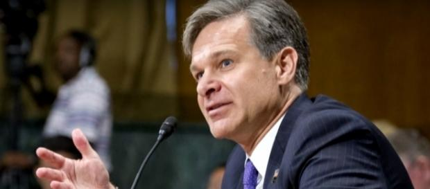 Christopher Wray confirmed as the new FBI director. (YouTube/CBS Evening News)