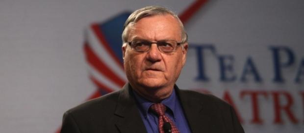Former Sheriff of Maricopa County, Arizona, Joe Arpaio. / [Image by Gage Skidmore via Flickr, CC BY-SA 2.0]