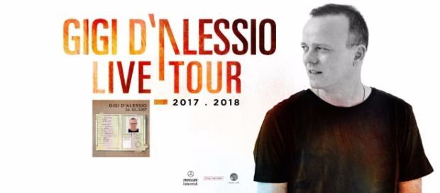 Gigi D'Alessio, parte a ottobre da Roma il suo tour teatrale