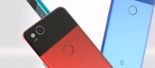 Google's hotly anticipated Pixel smartphones have surfaced online in an Amazon listing -- Beebom / YouTube
