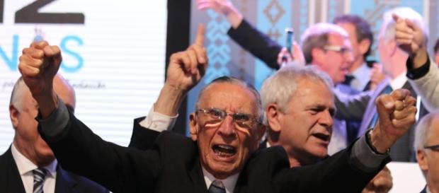 Hélio foi presidente do Grêmio por seis anos. ( Foto: Reprodução)