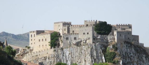 Il castello medievale di Caccamo