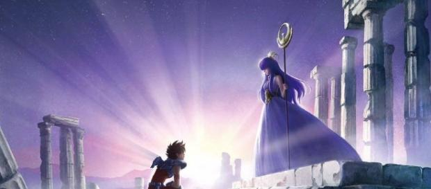 Knights of the Zodiac: Saint Seiya. Netflix