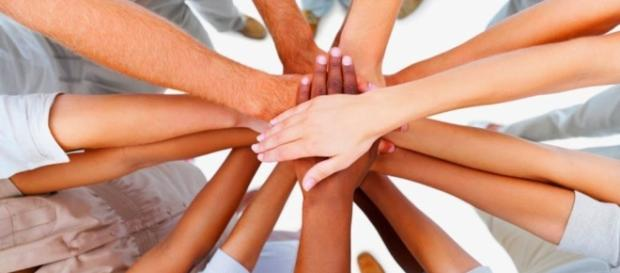 La solidaridad, característica nacional