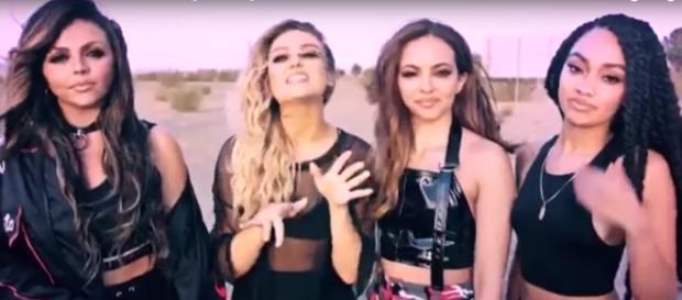 Little Mix - YouTube screenshot | Clevver News/https://www.youtube.com/watch?v=bQtV-hdM_Do