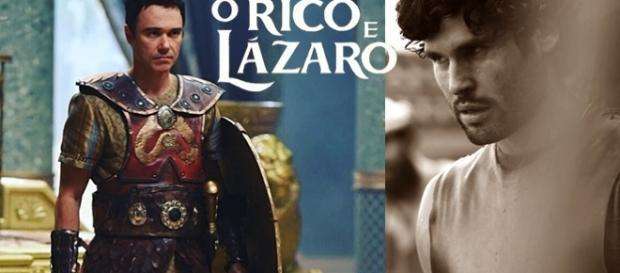 Luta entre Nebuzaradã e Asher agita a novela 'O Rico e Lázaro' essa semana
