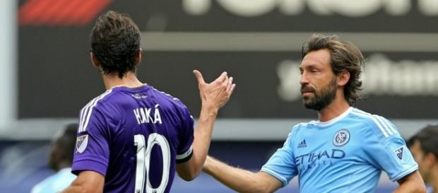 Pirlo, Kaká Begin MLS Takeover | IFD - italianfootballdaily.com