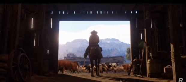 Red Dead Redemption 2 - YouTube/Rockstar Games Channel