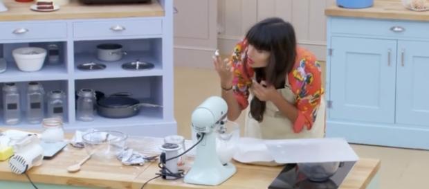 """The Great British Bake Off""/ Screenshot from Yasmin Hammond's YouTube Channel"