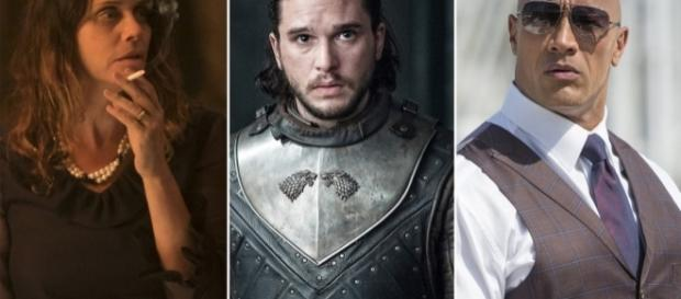 The three HBO shows whose content have been stolen by hackers recently. / from 'WSBuzz.com' - wsbuzz.com