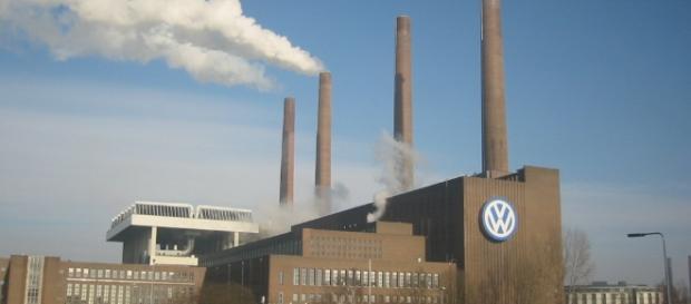 The Volkswagen factory in Wolfsburg, Germany (Photo: Wikipedia)