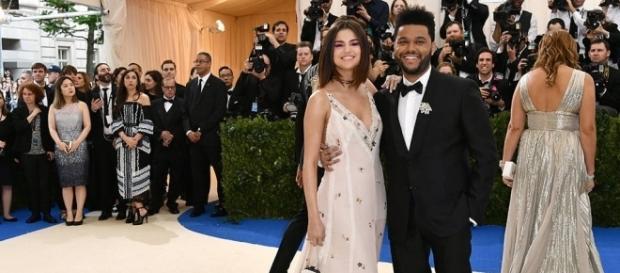 The Weeknd loves Selena Gomez - Picture via Selena Gomez Instagram (@selenagomez)