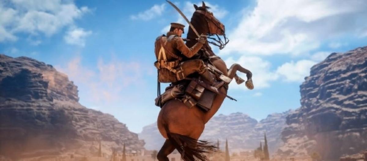 Battlefield 1' joins EA/Origin Access