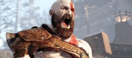 God of War - Be A Warrior: PS4 Gameplay Trailer | E3 2017 / PlayStation / YouTube Screenshot