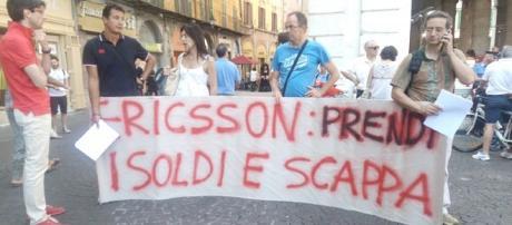 La Ericsson conferma i licenziamenti | Lavoro Pisa - quinewspisa.it