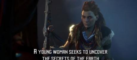 """This full review of """"Horizon: Zero Dawn"""" proves how fun its hunting gameplay is - YouTube/PlayStation"""