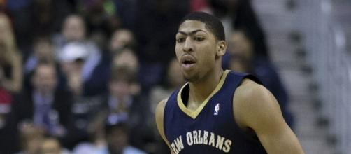 All-Star big man Anthony Davis wants to remain with the Pelicans -- Keith Allison via WikiCommons