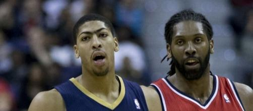 Anthony Davis is not being traded to the Boston Celtics (Image Credit - Keith Allison/Flickr)