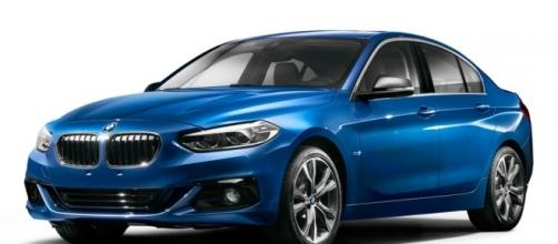 BMW's 1-Series Sedan Is Here And It's A China-Only Affair - [Youtube Screengrab]