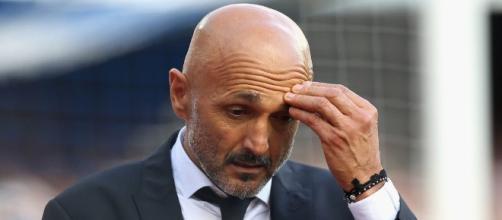 Calciomercato Inter Schick Sampdoria Santon - giallorossi.net