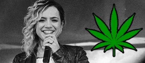 Cantora Daniela Araújo havia comentado sobre drogas no passado
