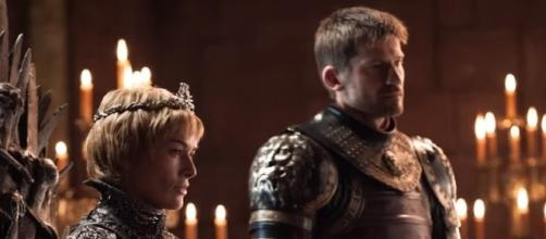 """Cersei and Jaimie Lannister in """"Game of Thrones"""" Season 7. (Photo:YouTube/Hybrid Network)"""