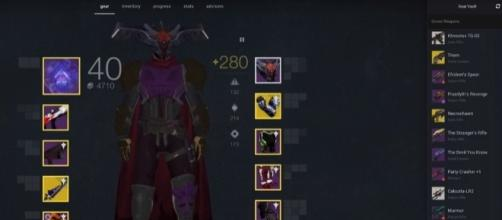 Destiny 2 Gear Manager Bungie (TrivialTurtle - Destiny 2/YouTube Screenshot)