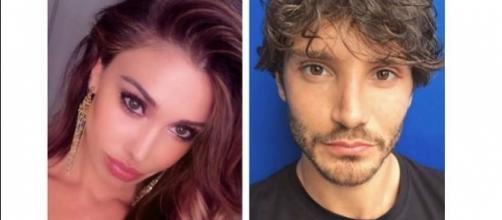 Gossip: Belen Rodriguez e Stefano De Martino romantici sui social.