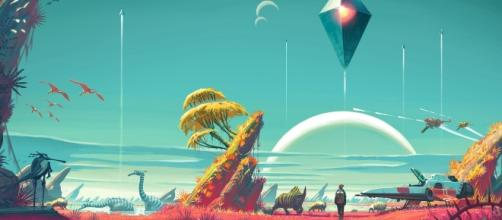 Hello Games' No Man's Sky receives a new update (Image Credit - BagoGames/WikimediaCommons)