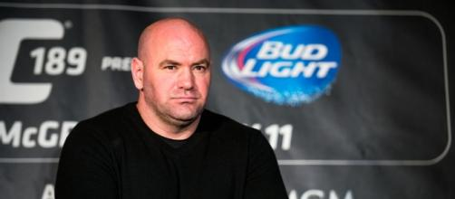 Image of Dana White via Flickr.