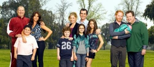 Imagem da série 'Família Moderna'