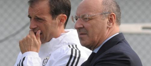 Juventus, Marotta al lavoro per regalare alcuni top player ad Allegri